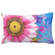 """Spore Lumbar Pillow 13"""" x 21"""" - home gifts ideas decor special unique custom individual customized individualized"""
