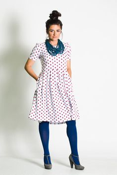 "LuLaRoe ""Amelia"" dress.  http://www.lularoe.com/dresses"