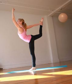 #Yoga Poses That Boost #Mood - Beat the blues with these 10 poses   Shape Magazine