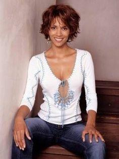 Halle Berry style