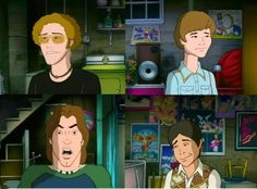 that 70's show cartoon episode