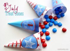 July 4th Printable T