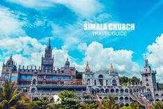 A comprehensive guide to Simala Church. Leyte, Philippines Travel, Cebu, Travel Guide, Budgeting, Louvre, Japan, Vacation, Mansions
