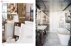 March 2013 - Lonny Magazine - Philipe Starck designed hotel in France