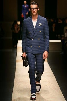 Canali Men Spring/Summer 2015 | Milan Fashion Week