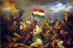 Kurdistan, Village Photos, The Kurds, Interactive Map, Gcse Art, Communism, I Am Awesome, Watercolor, History