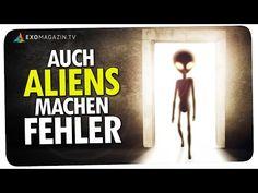 Auch Aliens machen Fehler