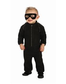 Batman Catwoman Romper Baby Costume