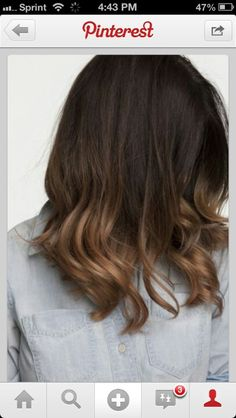 possibility? it's not too blonde...