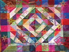 Preparing a Quilt Top for Long-arm Quilting : Decorating : Home & Garden Television