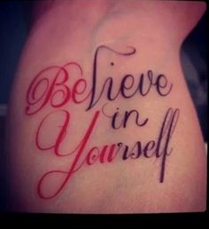Be You...so getting this