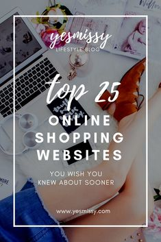 40 Best Online Shopping Sites for Women (Updated – YesMissy - Top-Trends Best Shopping Websites, Best Online Shopping Websites, Online Shops, Best Deals Online, Online Shopping For Women, Online Shopping Clothes, Cool Websites, Best Websites For Clothes, Online Boutiques