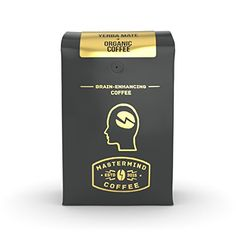 Alkaline Buzz Brain Enhancing Espresso Roast 100 Ground Organic Low Acidity Coffee Heightens Mental Acuity Improves Memory Focus Impossibly Delicious 10 oz *** More info could be found at the image url. (This is an affiliate link) Low Acid Coffee, Coffee Grain, Cacao Chocolate, Chocolate Drip, Natural Coffee, Yerba Mate, Raw Cacao, Blended Coffee, Best Memories