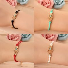 Cheap Charm Bracelets, Buy Directly from China Suppliers:         `  Features:100% brand new and high quality!The implications are to bring you good luck.Unique design mak