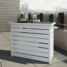 Wood Bar Table, Metal Side Table, Solid Wood Dining Table, Metal Bar, Bar Tables, Outdoor Bar Sets, Outdoor Bar Table, Indoor Outdoor, Outdoor Bars