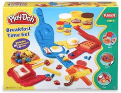 As if kids didn't already eat play-doh as is, let's make it look like bacon.