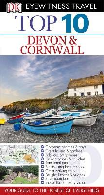 Top 10 Devon and Cornwall [With Pull-Out Map] (DK Eyewitness Top 10 Travel Guides) Devon And Cornwall, Vacation Spots, Family History, Travel Guides, Pond, England, Ocean, California, America