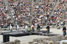 Νέα έρευνα για την ακουστική του αρχαίου θεάτρου της Επιδαύρου , In.gr