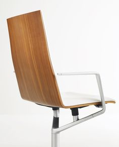Sola Chair   @Davis Furniture   Sola Executive And Conference Seating  Proves That Minimalist Design