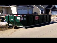 (563) 332-2555 Roll Off Dumpster Rental DeWitt, Iowa
