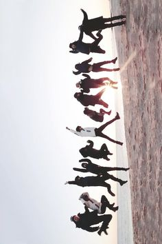 Exo showtime jump !