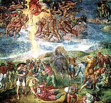 La conversión de san Pablo.