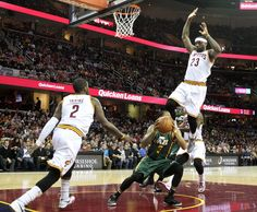 After a rocky start, LeBron James and Kyrie Irving now see the game together, their own way