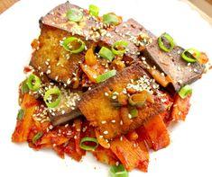 Egy finom Csípős koreai tofu paradicsomos bambuszrüggyel ebédre vagy vacsorára? Csípős koreai tofu paradicsomos bambuszrüggyel Receptek a Mindmegette.hu Recept gyűjteményében!