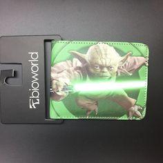 Star Wars Darth Vader Mandalorian Green Star Wars Storm Troops Bo Buffett Bi-Fold Short Wallets With Card Holder Men's Purse