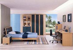 Desain kamar tidur untuk cowok remaja