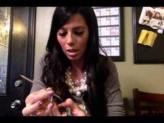 ▶ Kyrsten's jamberry no bubble application process - YouTube