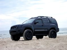 A friend has a Nissan X Terra. I'll admit it's fun to drive and the stereo & bass were great!