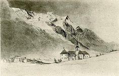 Chamouni - John Ruskin