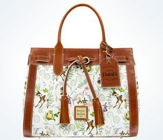 The New Bambi Dooney and Bourke Bags Are Here For Bambi's 75th Anniversary!