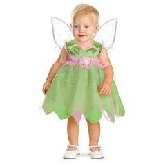 DISGUISE COSTUMES REF: 11333 CAMPANITA BEBE Incluye el vestido y las alas desprendibles. PRECIO COLOMBIA: 115.000