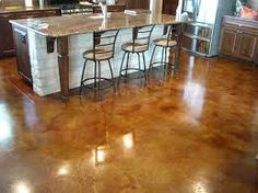 DIY Stained Concrete  How To Revitalize Any Concrete Surface