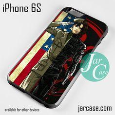 Winter Soldier Phone case for iPhone 6/6S/6 Plus/6S plus