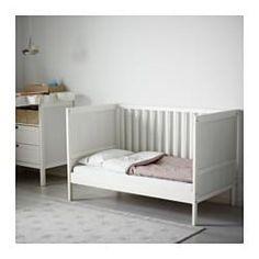 STUVA / FRITIDS Crib with drawers, white - IKEA