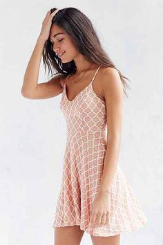 Casual Dresses for Women Fabulous Dresses, Cute Dresses, Casual Dresses, Dress Outfits, Fashion Outfits, Summer Dresses, Fitted Dresses, Lace Overlay Dress, Lace Dress