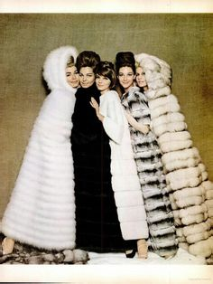 these coats!