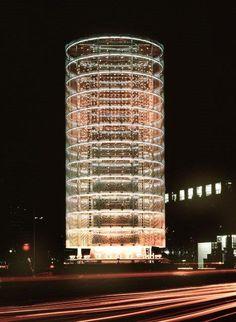 Tower of winds Yokohama-shi Toyo Ito @RuarteContract POST ON JAPANESE PRITZKER WINNERS