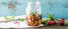 Pikkelöidyt kasvikset      Reseptit – K-Ruoka