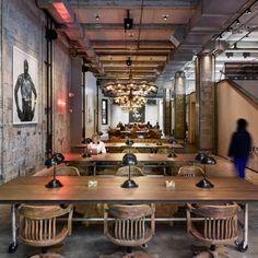 NeueHouse (New York, 2013) / Rockwell Group