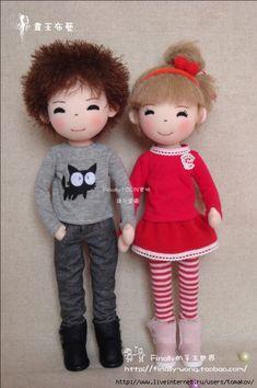 японские куклы. мк
