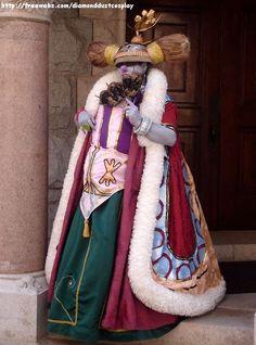Queen Brahne