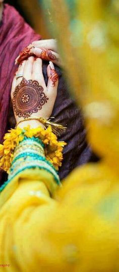 henna -- new designs and trends  followed in wedding seasons