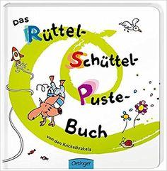 Das Rüttel-Schüttel-Puste-Buch: Amazon.de: Die Krickelkrakels: Bücher