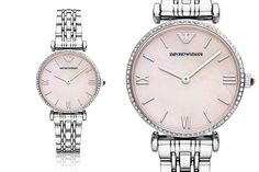 Buy Emporio Armani Watch UK deal for just instead of (from Gray Kingdom) for an Emporio Armani watch - save BUY NOW for just Armani Watches, Women's Watches, Armani Logo, Watch Deals, Uk Deals, Best Shopping Sites, Deal Sale, Telling Time, Ladies Boutique