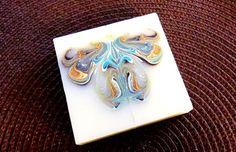 Creative soap by Steso : Бабочки. Свирлы вешалкой.