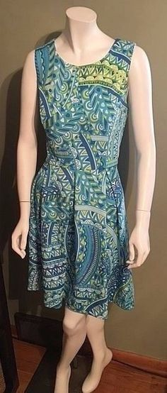 Nice Amazing New Sandra Darren Fit And Flare Scuba Dress 10  Cool Check more at http://24shopping.cf/my-desires/amazing-new-sandra-darren-fit-and-flare-scuba-dress-10-cool/
